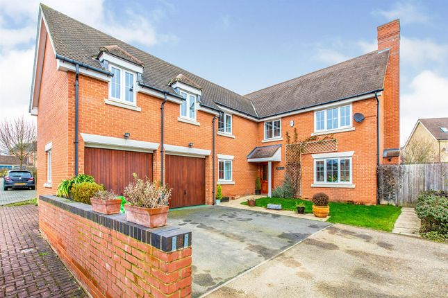 Thumbnail Detached house for sale in Wether Road, Great Cambourne, Cambridge