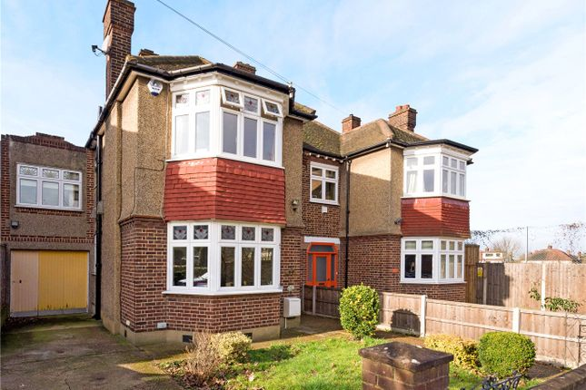 Thumbnail Semi-detached house for sale in Homestall Road, East Dulwich, London