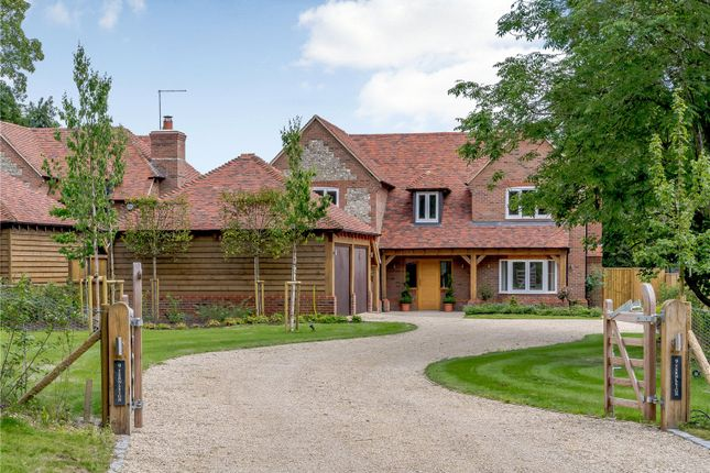 Thumbnail Detached house for sale in Catslip, Nettlebed, Henley-On-Thames, Oxfordshire