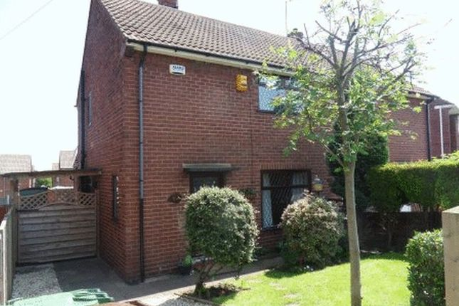 Thumbnail Semi-detached house to rent in Borrowdale Drive, Castleford