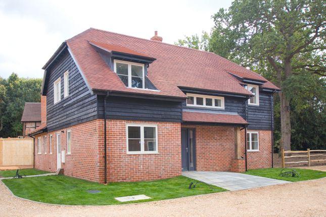 Thumbnail Detached house for sale in New Barn, Chineham, Basingstoke