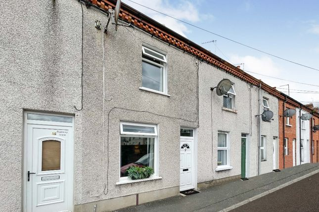 Thumbnail Terraced house for sale in Railway View, Lisburn