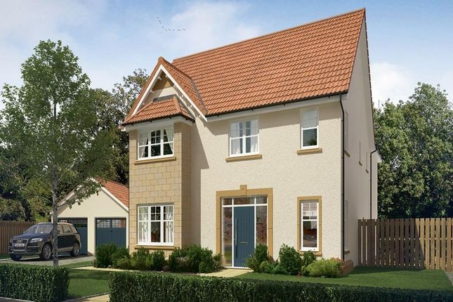 Thumbnail Detached house for sale in Vert Court, Haldane Avenue, Haddington