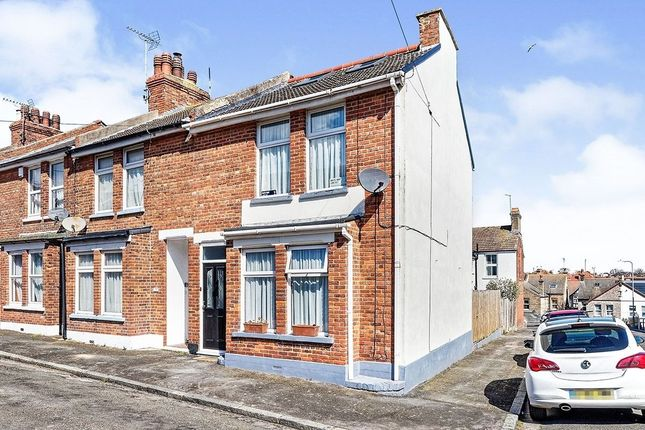 Thumbnail Terraced house to rent in Chaucer Road, Broadstairs