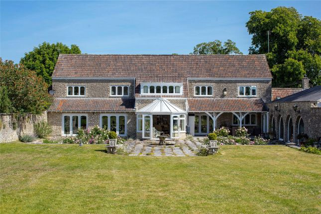 Thumbnail Detached house for sale in Old Hundred Lane, Tormarton, Badminton, Avon