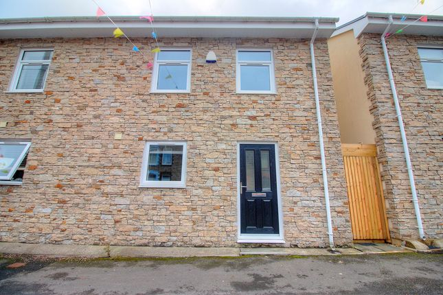 Thumbnail Semi-detached house for sale in Brynhyfryd Street, Cwmaman, Aberdare