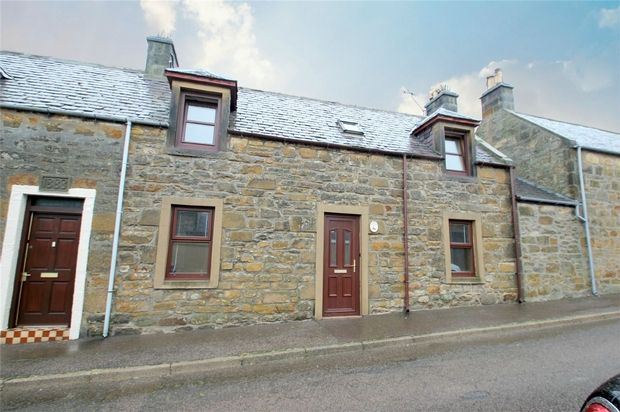 Thumbnail Cottage to rent in 42 Dunbar Street, Burghead, Moray