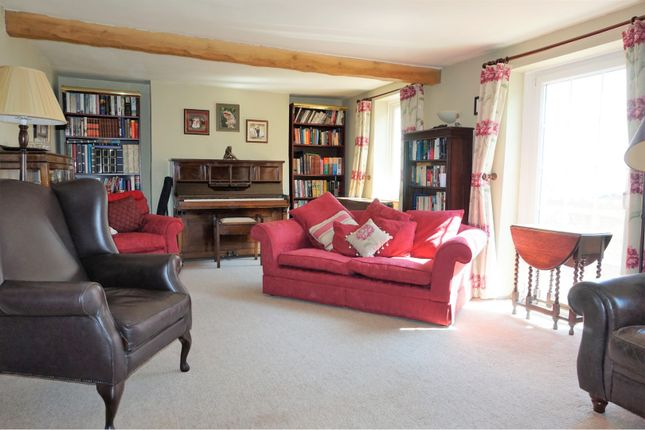 Sitting Room of East Lyng, Taunton TA3