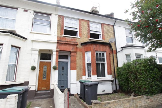 Thumbnail Terraced house to rent in Cheshire Road, Wood Green