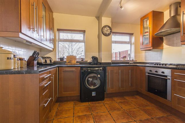 Semi-detached house for sale in Queen Victoria Road, New Tupton, Chesterfield