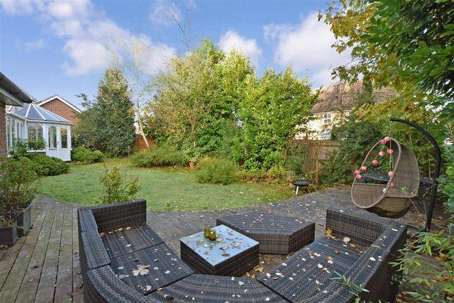 Rear Garden of Anson Avenue, West Malling, Kent ME19