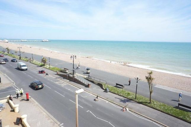 Thumbnail Flat for sale in Beachview, 121 Marine Parade, Worthing