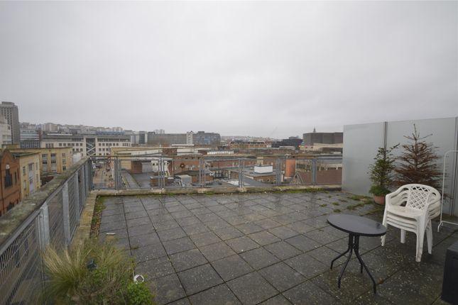 Balcony of Horizon, Broad Weir, Bristol BS1