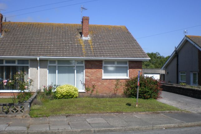 Thumbnail Bungalow to rent in Summerfield Drive, Nottage, Porthcawl