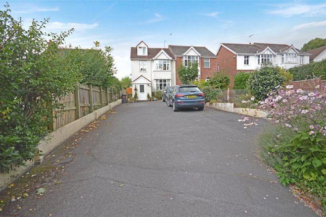 Thumbnail Semi-detached house for sale in Little Johns Cross Hill, Exeter, Devon