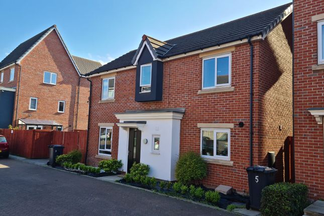 Thumbnail Detached house for sale in Lincoln Crescent, Bootle