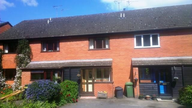 Thumbnail Terraced house to rent in Bradnow View Close, Kington
