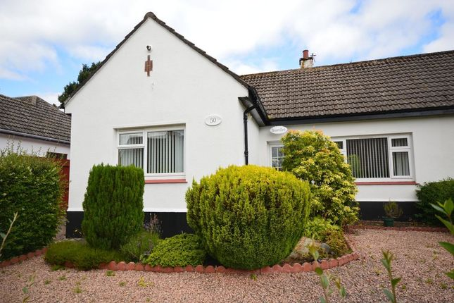 Thumbnail Bungalow to rent in Broom Drive, Inverness
