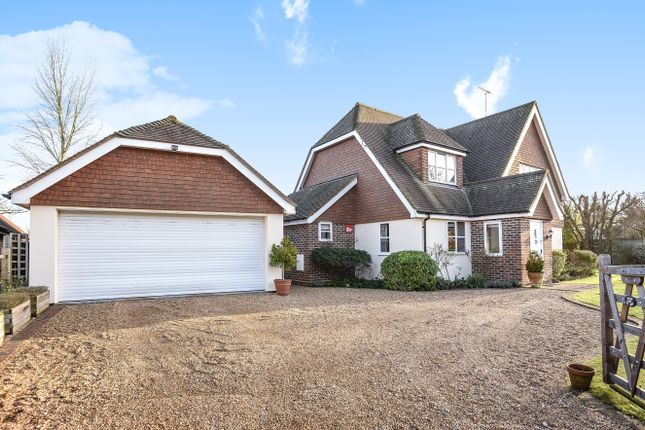 Thumbnail Detached house for sale in Steep Marsh, Petersfield