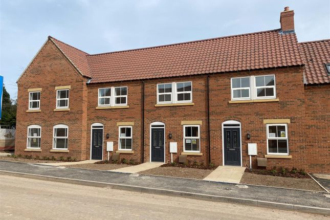 Thumbnail Terraced house for sale in The Roe, The Rise, Halloughton Road, Southwell