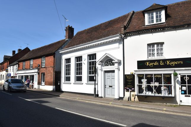 Thumbnail Retail premises to let in 6 High Street, Fordingbridge