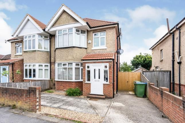 Thumbnail Semi-detached house for sale in Gurney Road, Shirley, Southampton