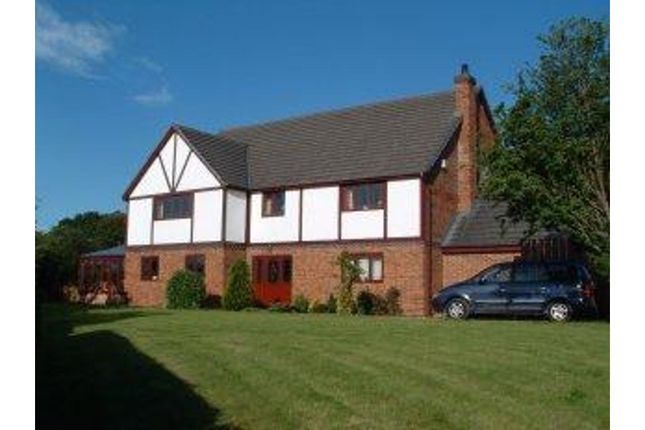 Thumbnail Detached house for sale in Myrtle Lane, Holywell