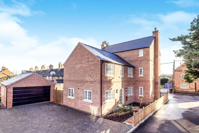 Thumbnail Detached house for sale in Main Street, Long Whatton, Loughborough