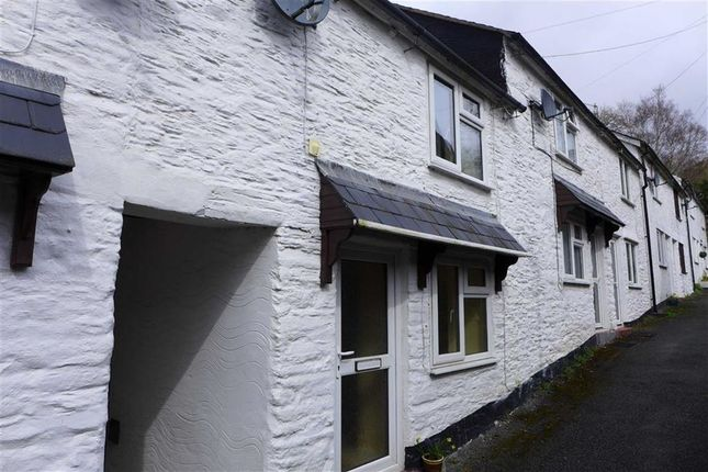 Thumbnail Cottage for sale in Tanrallt Street, Machynlleth, Powys