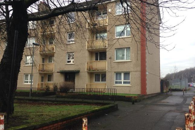 Thumbnail Flat to rent in Townmill Road, Glasgow
