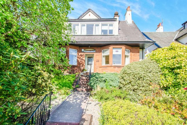 Thumbnail Detached house for sale in Clarkston Road, Netherlee, Glasgow