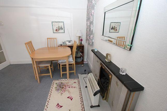 Dining Room of Wyre Grove, Edgware, Greater London. HA8