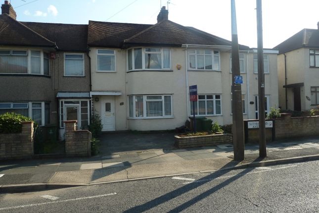 Thumbnail Terraced house to rent in Sutherland Avenue, Welling, Kent