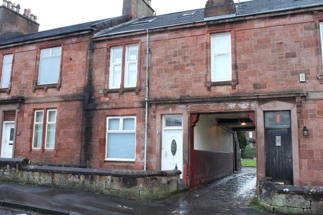 Thumbnail Flat to rent in Wood Street, Coatbridge