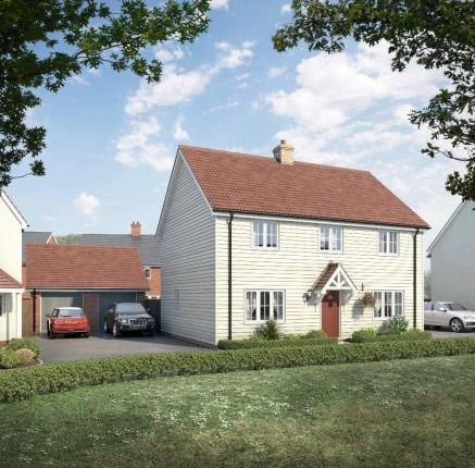 Thumbnail Detached house for sale in Hanbury Place, Hospital Approach, Broomfield, Chelmsford