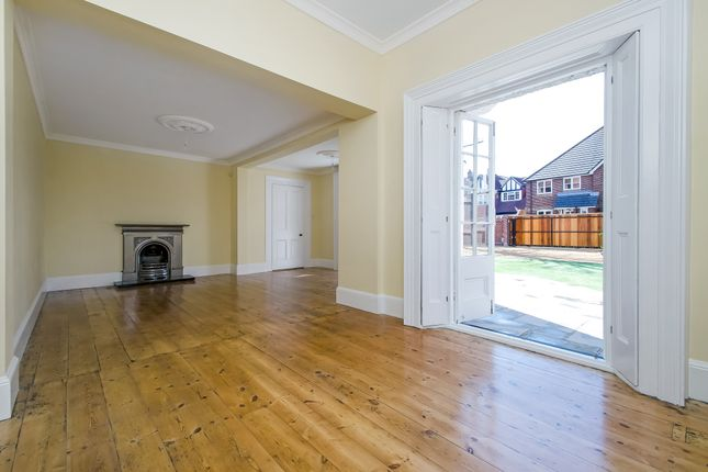 Thumbnail Semi-detached house for sale in The Circle, Clarendon Road, Southsea