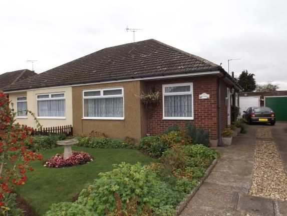 Thumbnail Bungalow for sale in Stanway, Colchester, Essex