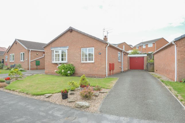 Thumbnail Detached bungalow for sale in Medlock Road, Walton, Chesterfield