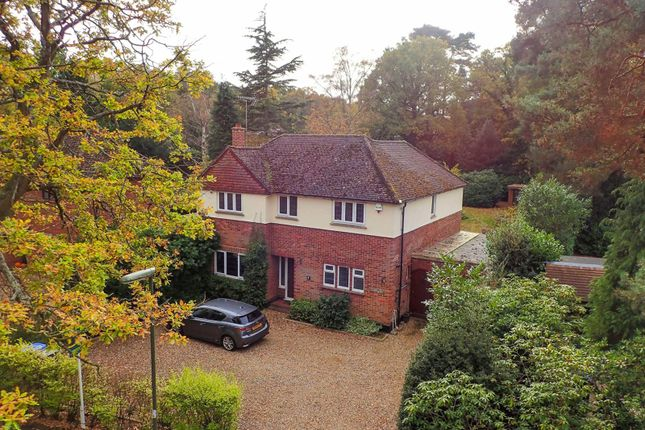 Thumbnail Detached house for sale in Norfolk Farm Road, Pyrford