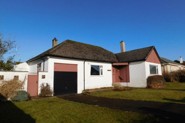 Thumbnail Detached bungalow for sale in Ormlie Hill, Thurso
