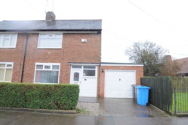 Thumbnail Semi-detached house for sale in Wivern Road, Hull, East Riding Of Yorkshire