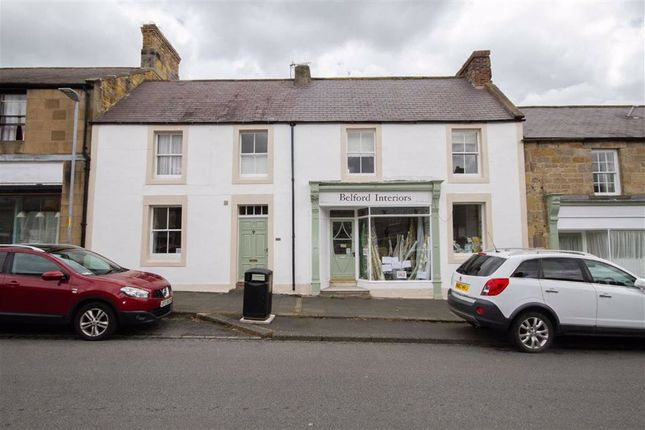 Thumbnail Property for sale in Main Street, Belford, Northumberland