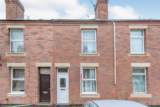 2 bed terraced house for sale in Sheardown Street, Hexthorpe, Doncaster DN4