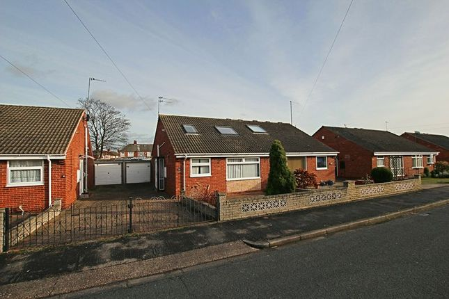Thumbnail Semi-detached house to rent in Derwent Close, Cottingham