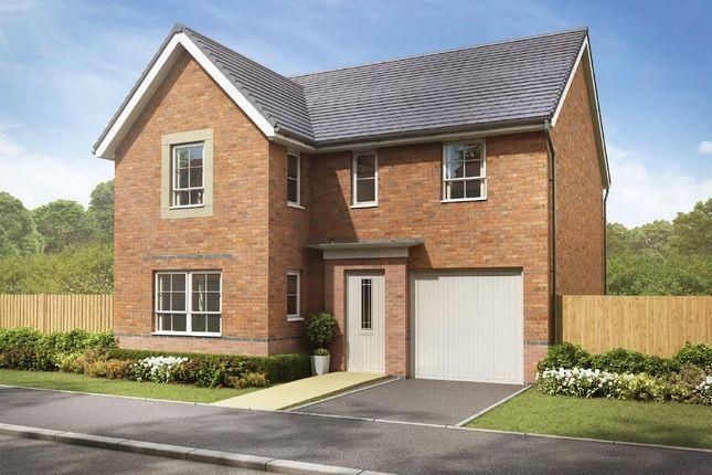 "4 bedroom detached house for sale in ""Halton"" at Crewe Road, Shavington, Crewe"