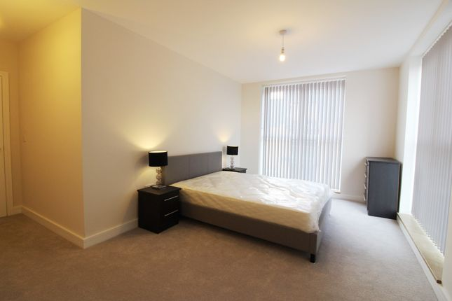 Bedroom of Harlequin House, Padworth Avenue, Reading RG2