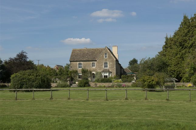 Thumbnail Detached house for sale in Oaksey, Malmesbury, Wiltshire