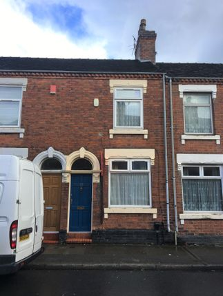 Thumbnail Shared accommodation to rent in Guildford Street, Shelton, Stoke On Trent