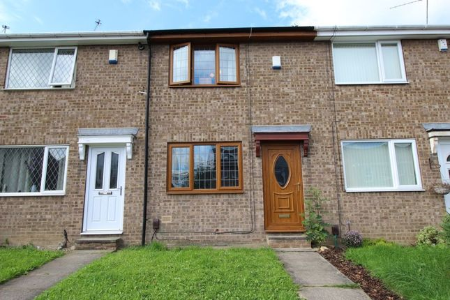 Thumbnail Terraced house for sale in Dacre Close, Liversedge