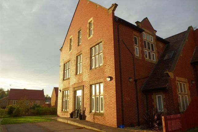 Thumbnail Flat to rent in Old Green Close, Whitwell, Worksop